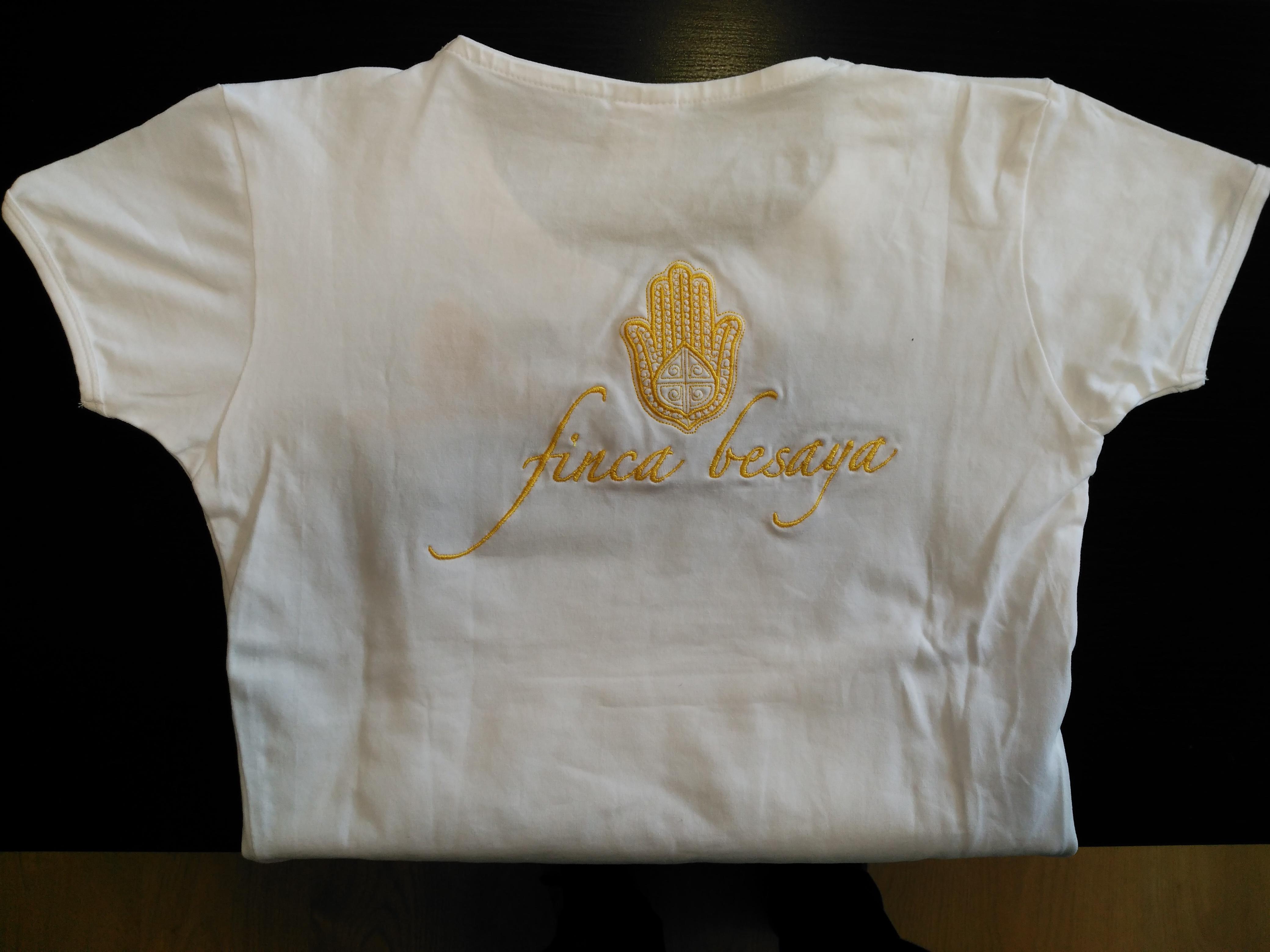 Camiseta Finca Besaya