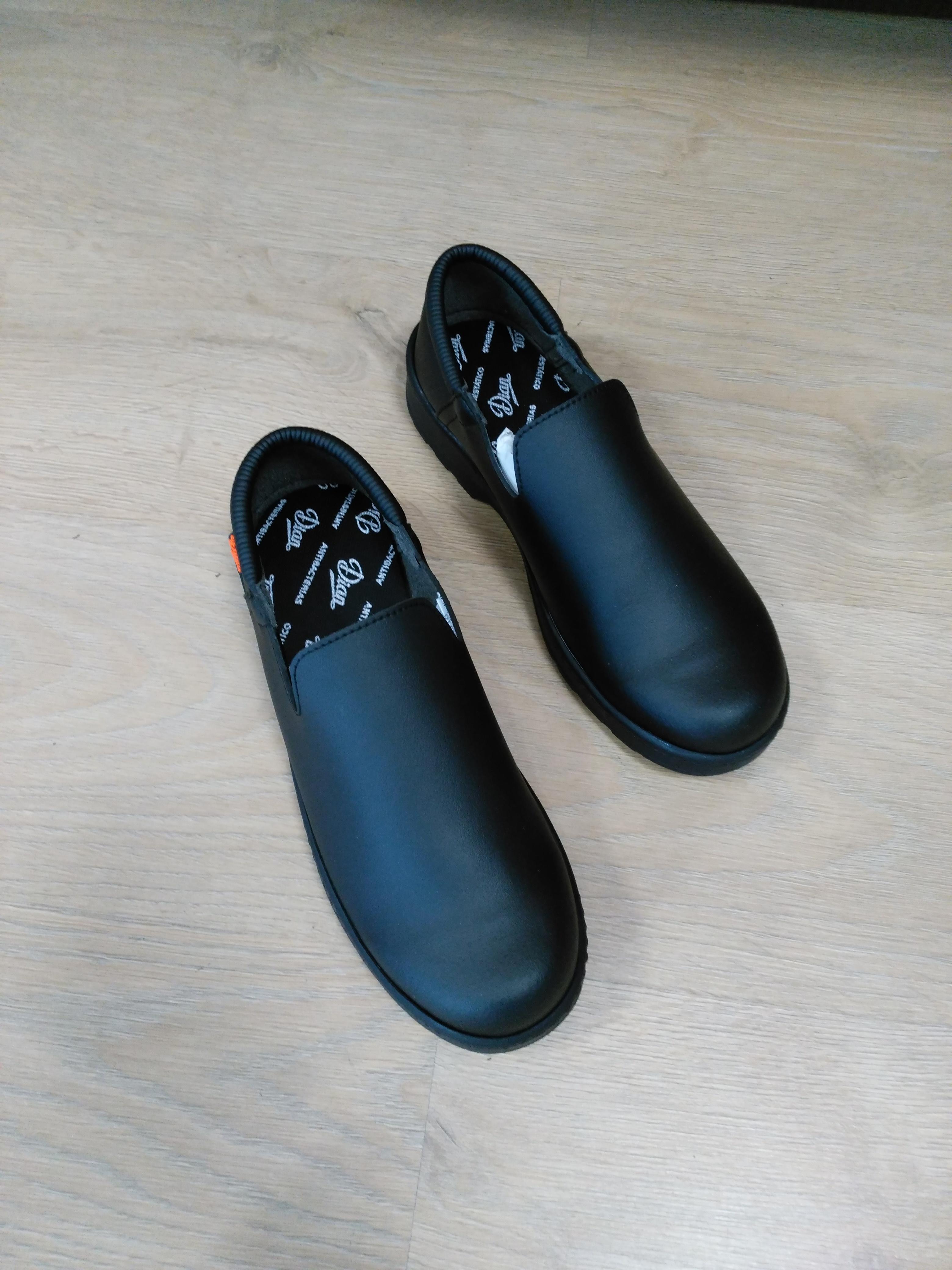 Zapatos para Hostelería, Sanidad, Industria etc.